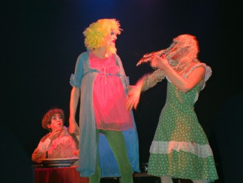 Spunkflakes at Winter Pride, University of London Union, 12 December 1993