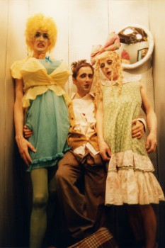 Spunkflakes Family Lift. Dan Salmon, Shaun McDermott and Paul Neesham. Directed by John Hardwick.