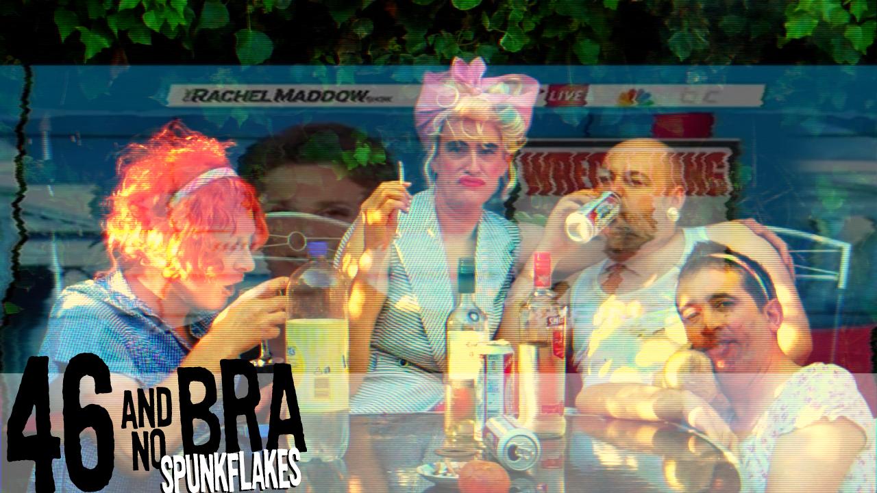 46 and No Bra Weiner trailer