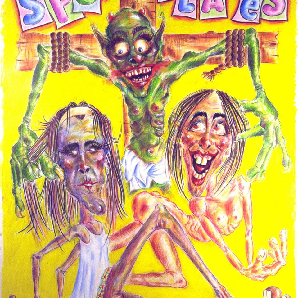 1994-05-29-SF-Spunkflakes-Crucify-poster-PCD479-119-cut